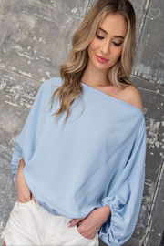eesome Off Shoulder Top - Product Mini Image