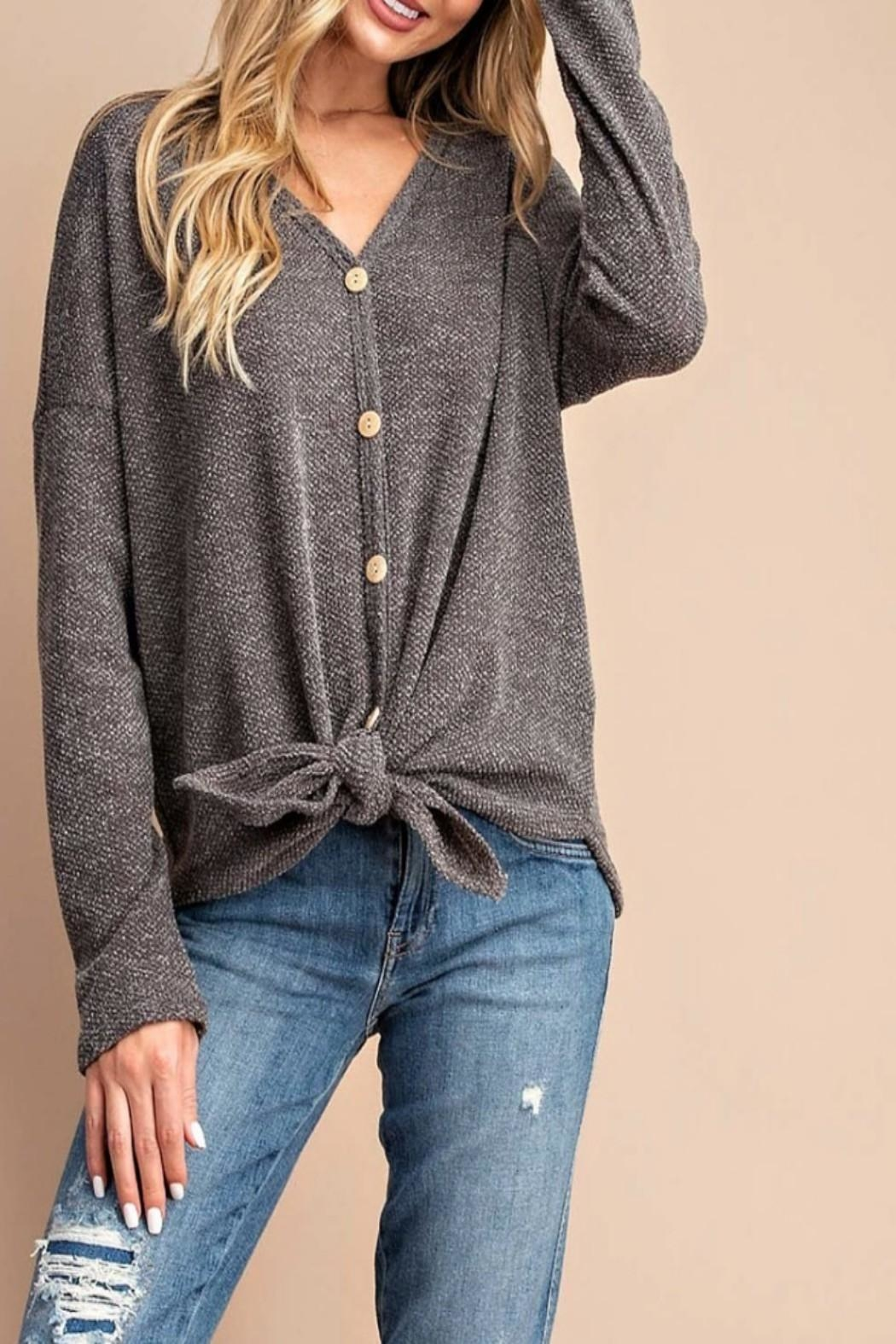 eesome Soft Button Top - Main Image