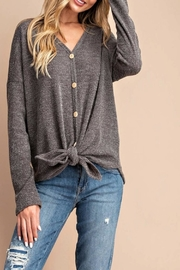 eesome Soft Button Top - Product Mini Image