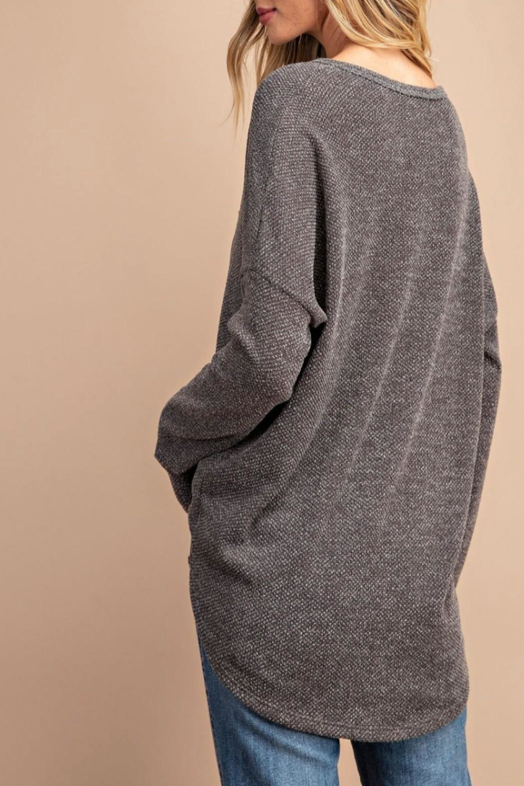 eesome Soft Button Top - Front Full Image