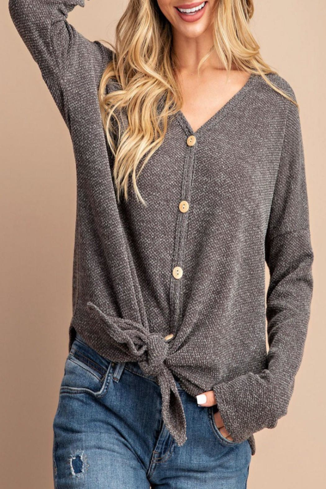 eesome Soft Button Top - Side Cropped Image