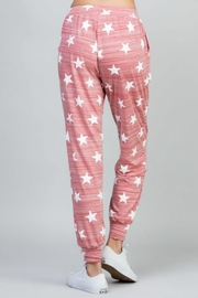 eesome Star Print Pant - Front full body