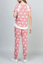 eesome Star Print Top - Front full body