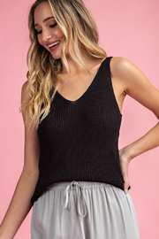 eesome Sweater Tank - Front full body