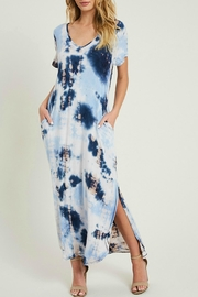 eesome Tie Dye Maxi Dress - Product Mini Image
