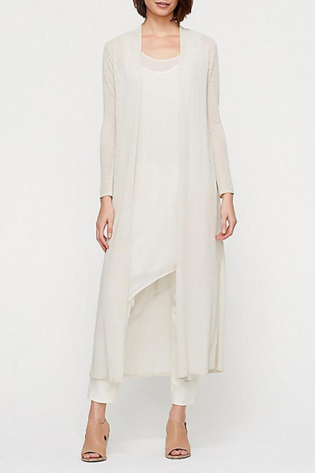 e1616c9d28 Eileen Fisher Bone Maxi Cardigan from District of Columbia by The ...