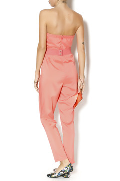 Byrds Peach Jumpsuit - Alternate List Image