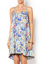 Shoptiques Product: Tropical Pom Dress