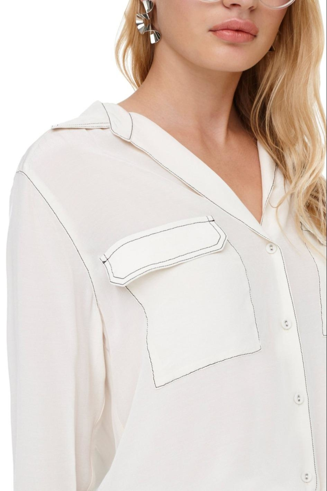 ASTR Effect Top - Back Cropped Image