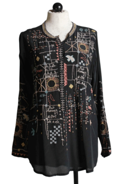 Johnny Was Effie Blouse - Product List Image