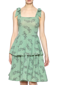 Effie's Heart Airplane Sundress - Product List Image