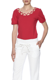 Effie's Heart Palermo Blouse - Product Mini Image