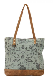 MarkWEST-Myra Bag Efflorescence Tote Bag - Product Mini Image