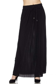 ambiance apparel Effortless Pleat Maxi - Product Mini Image