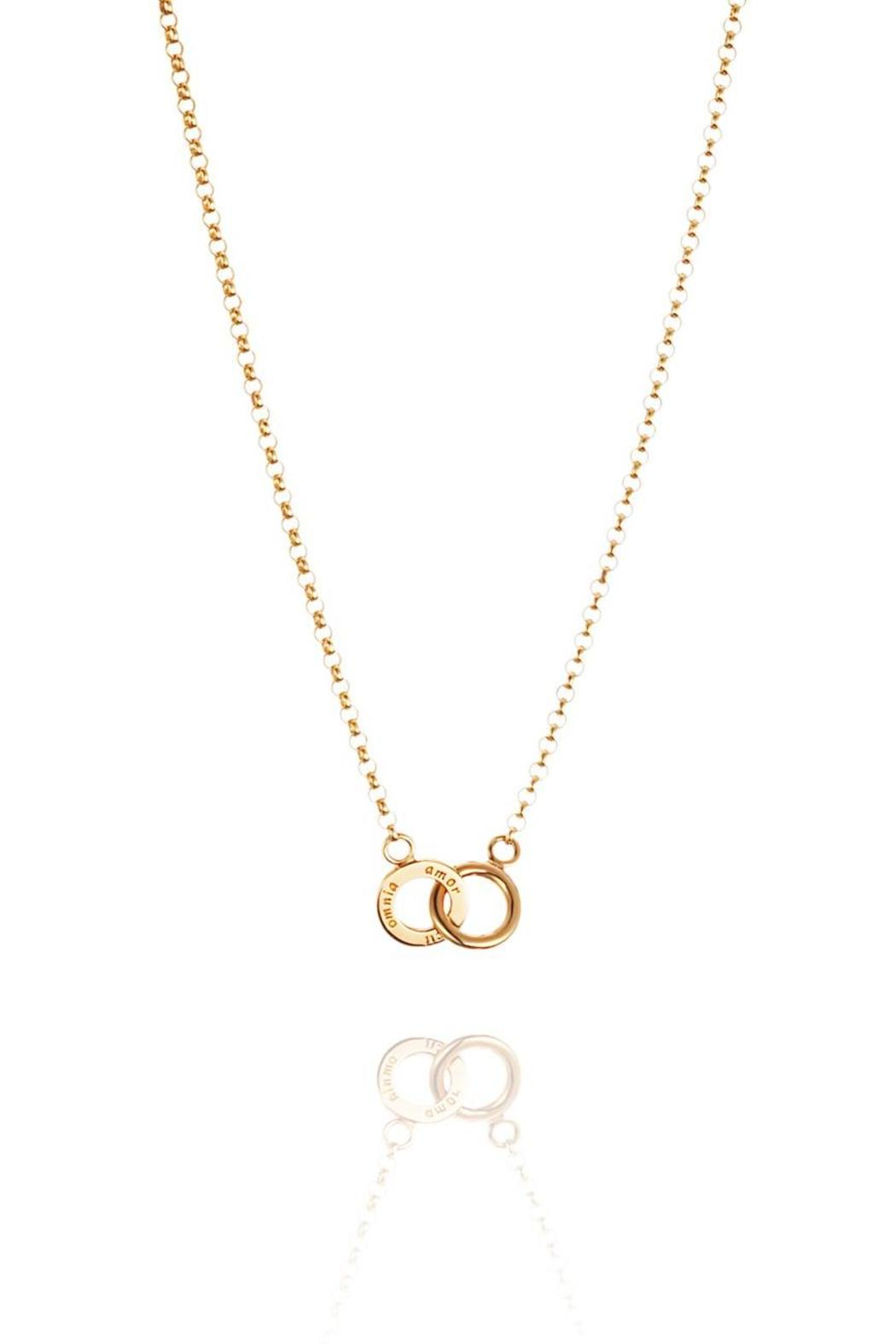 twosome necklace efva attling