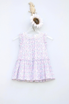 EGG Floral Ruffle Dress - Alternate List Image
