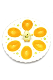 Giftcraft Inc.  Egg Platter - Chick - Product Mini Image