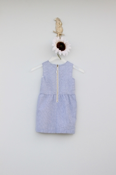 EGG Seersucker Flower Dress - Alternate List Image