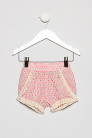 EGG Voile Fringe Shorts - Product Mini Image