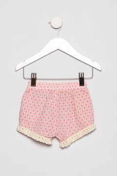 EGG Voile Fringe Shorts - Alternate List Image