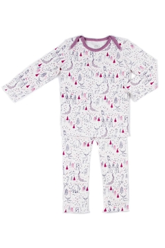 Egg  by Susan Lazar Tegan Woodland Pajama-Set - Alternate List Image