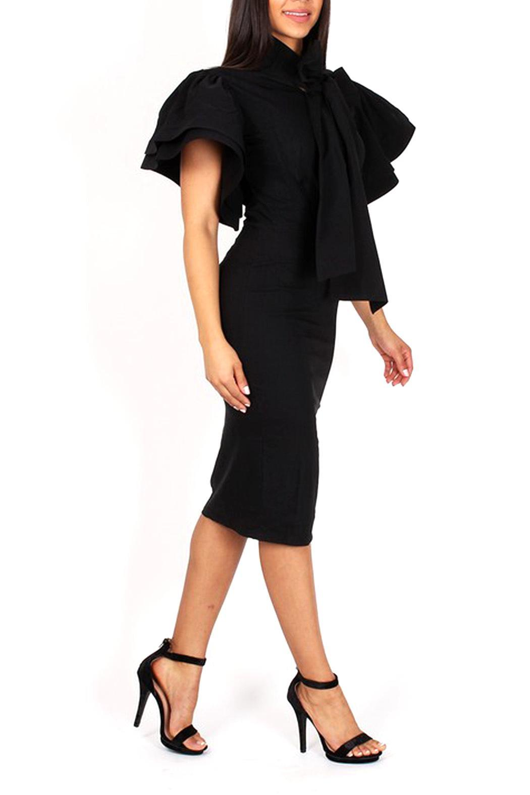 Eien Bow Tie Dress from South Carolina by Holictique ...