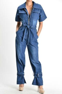Shoptiques Product: Denim Jumper