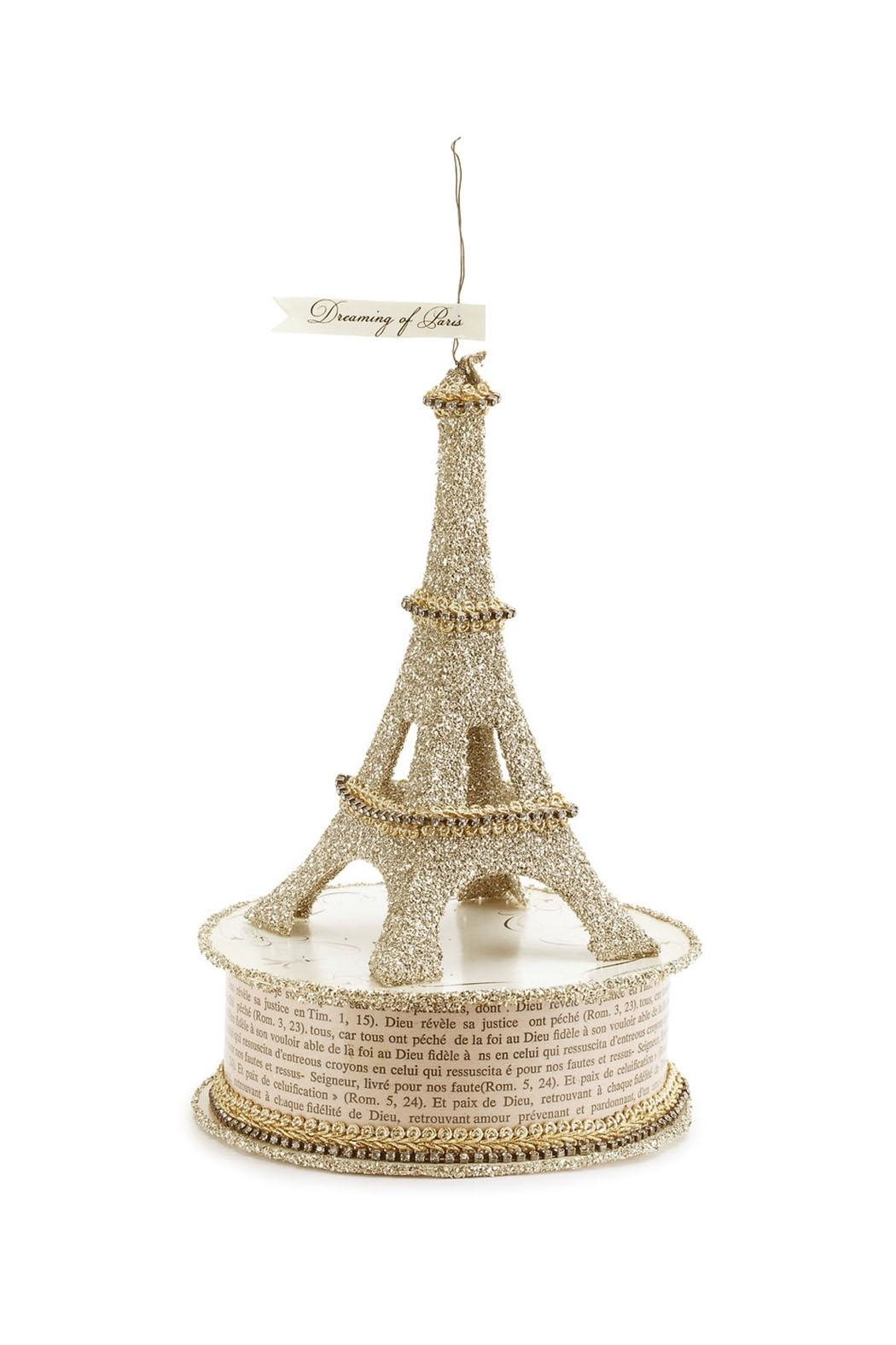 DEMDACO Eiffel Tower Box - Front Cropped Image