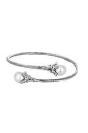 Embellish Eiffel Tower Bracelet - Front cropped