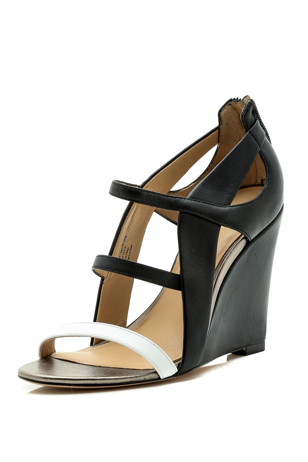 6afa7d7202d Eight Fifteen Tilt Ankle Strap Wedge from New York City by WiNK ...