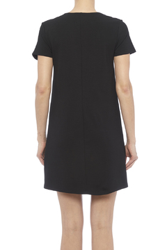 Shoptiques Product: Ponte Lace Up Dress