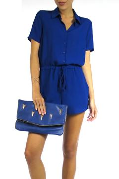 Eight Sixty Neptune Romper - Product List Image