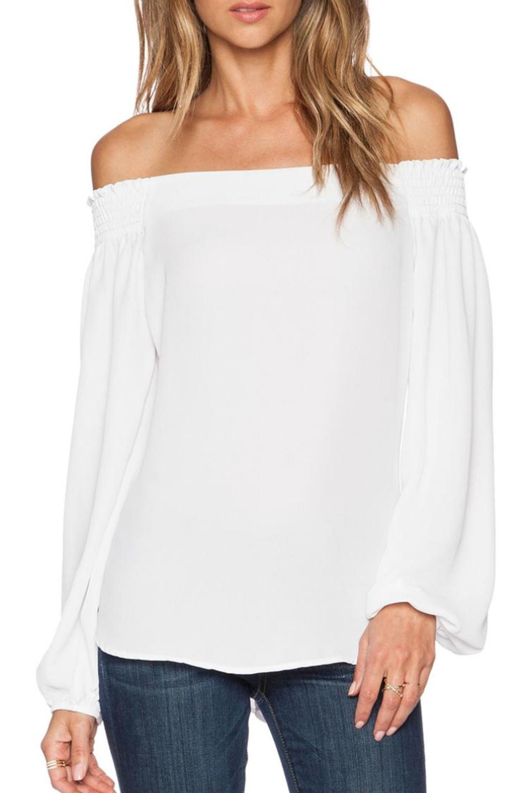 Eight Sixty Off Shoulder Top - Main Image