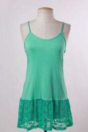 EIKOSI Verde Shirt Extender - Front cropped