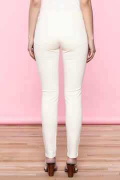 Shoptiques Product: Off-White Skinny Jean