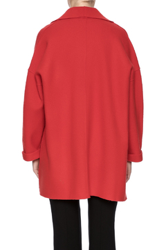 Eileen Fisher Shawl Collar Kimono Coat - Alternate List Image