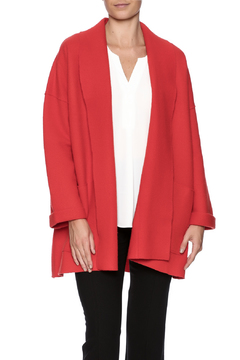 Eileen Fisher Shawl Collar Kimono Coat - Product List Image