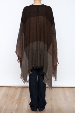 Eileen Fisher Brown Wrap - Alternate List Image