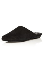 Eileen Fisher Blog Suede Sandal - Front cropped