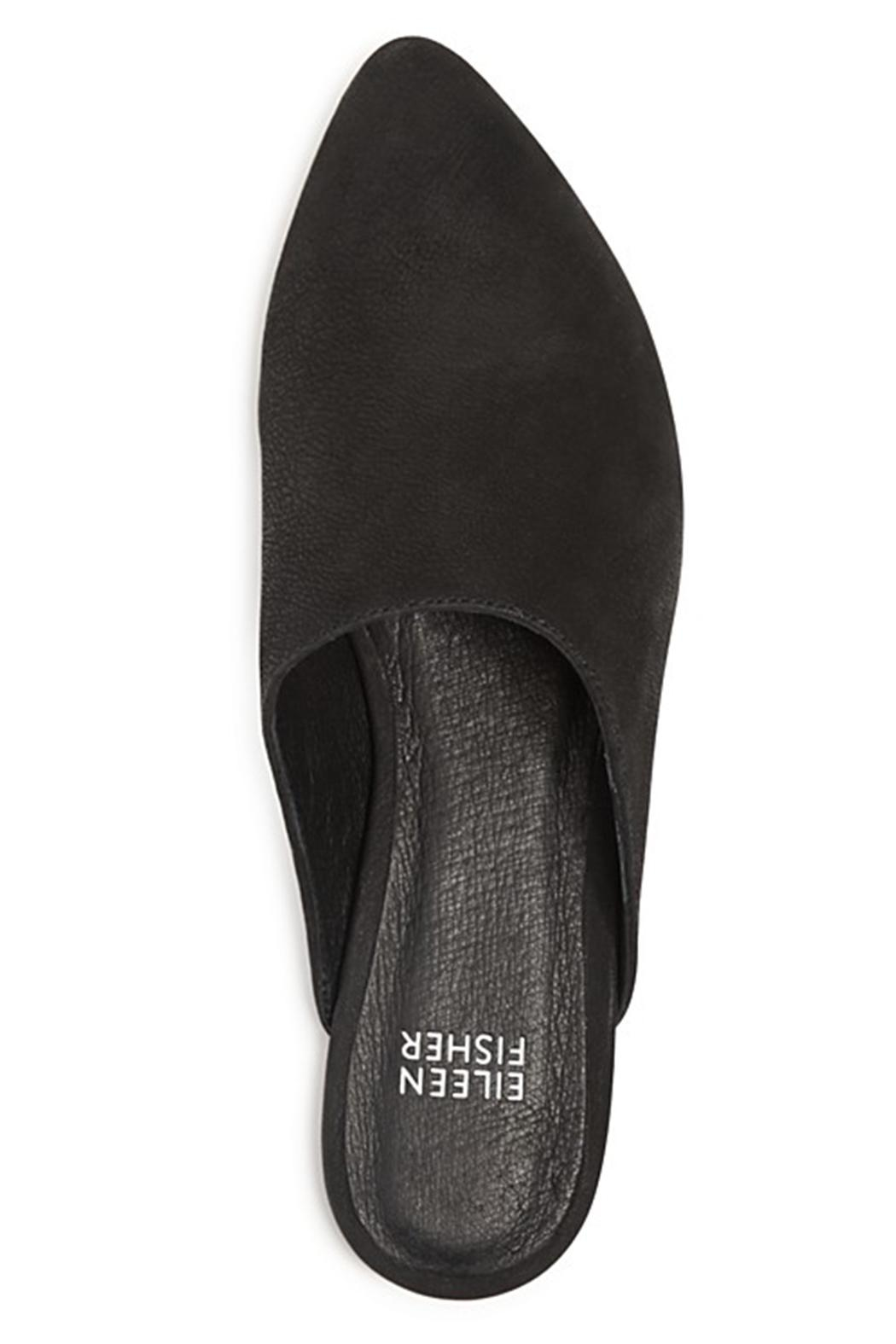 Eileen Fisher Blog Suede Sandal - Side Cropped Image