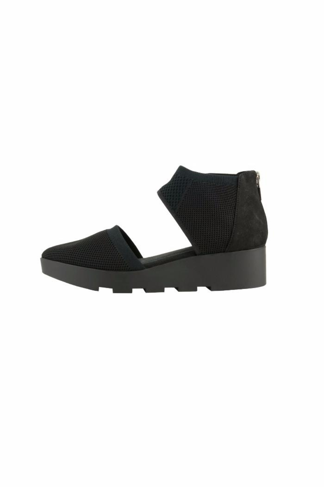 Eileen Fisher Ogden Slip On Shoes - Front Cropped Image