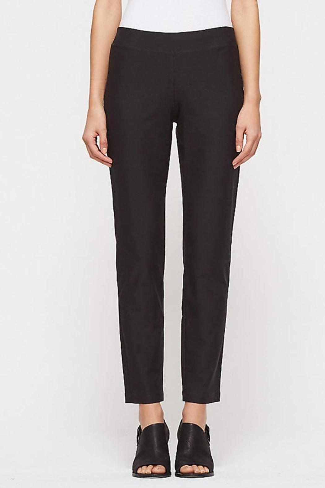 Eileen Fisher Slim Ankle Pant - Main Image