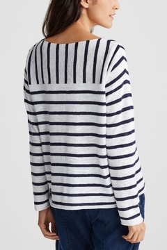 Eileen Fisher Stripe Sweater - Alternate List Image
