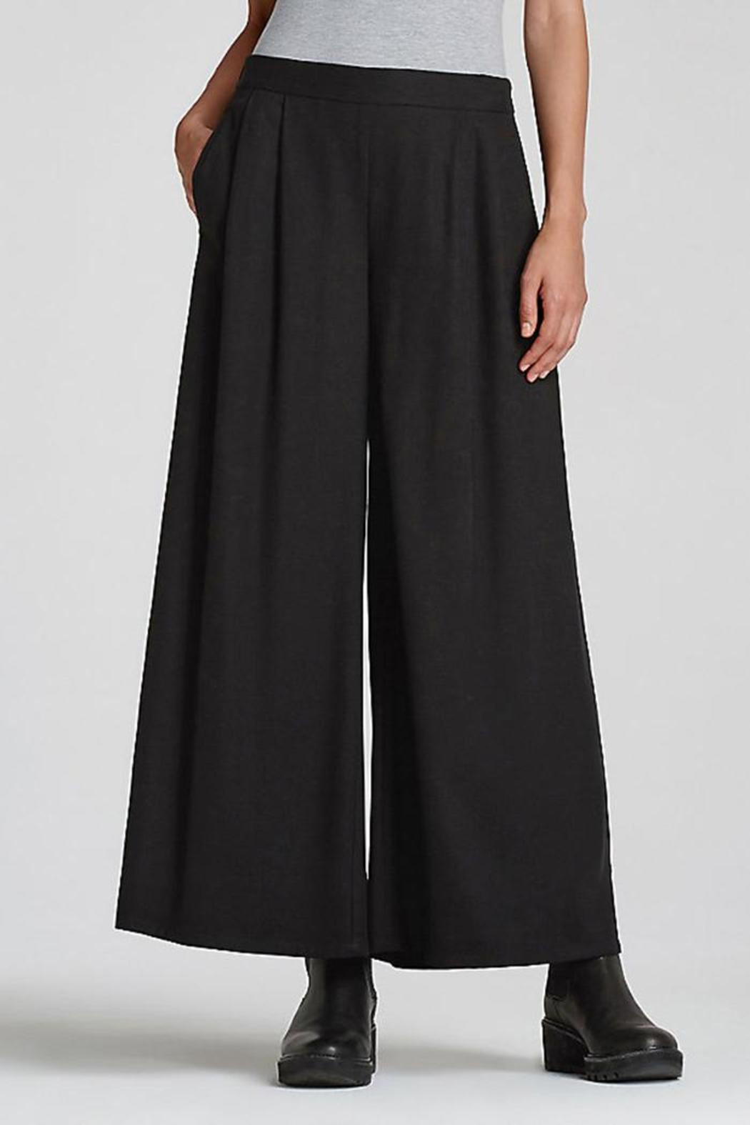 Eileen Fisher Wide-Leg Ankle Pant from District of ...