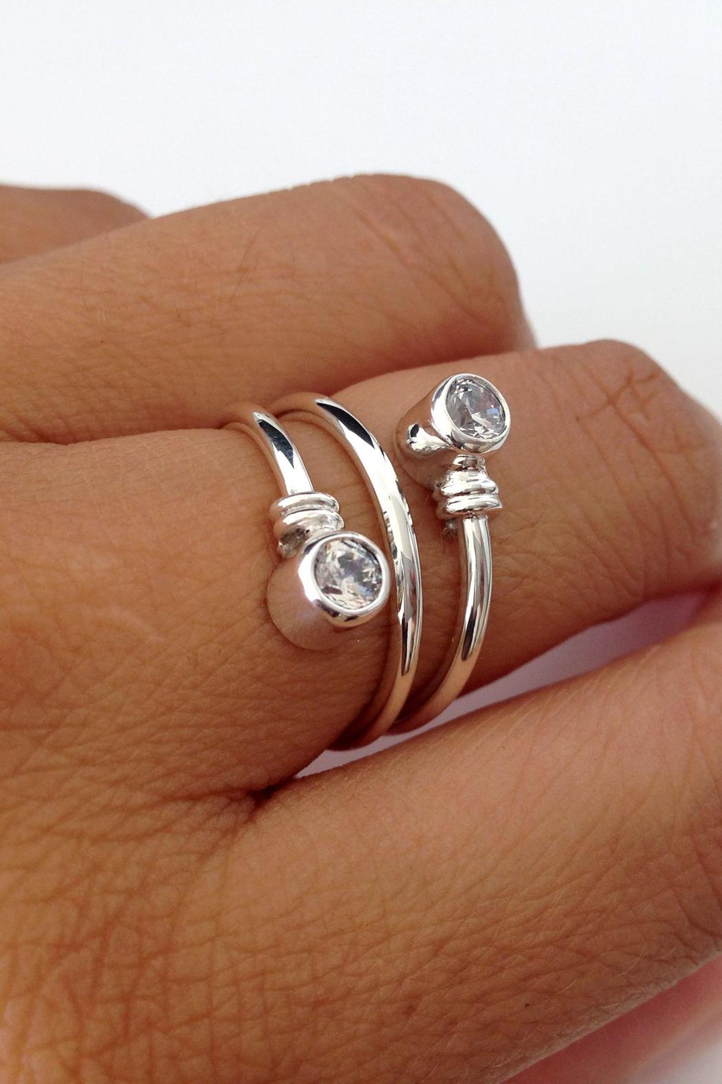 El Abuelo Curly Ring - Front Full Image