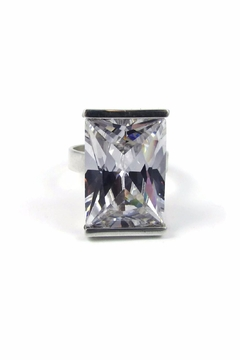 El Abuelo Slide CZ Ring - Product List Image