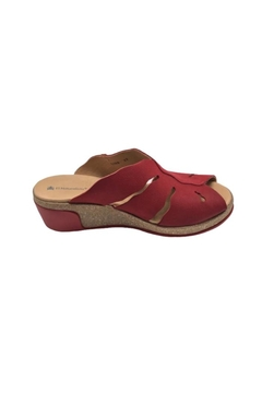 El Naturalista Leather Wedge - Product List Image
