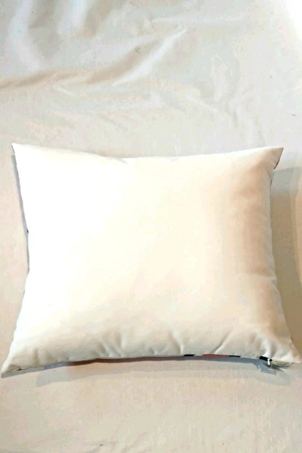 Elaine Smith Riviera Stripe Pillow - Front Full Image