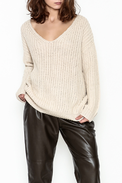 Elan Back Knit Sweater - Product List Image