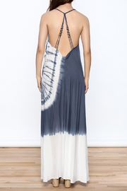 Elan Beaded Maxi Dress - Back cropped